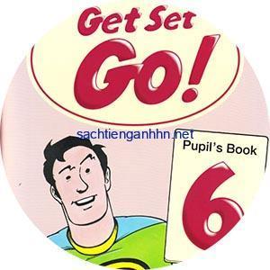 Get Set Go 6 Audio CD