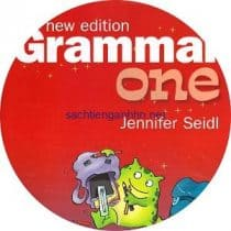 Grammar One New Edition Class Audio CD
