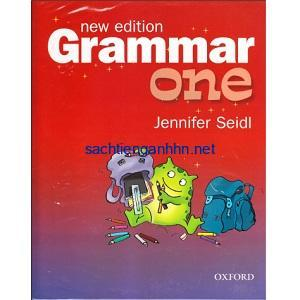Grammar One Student Book New edition