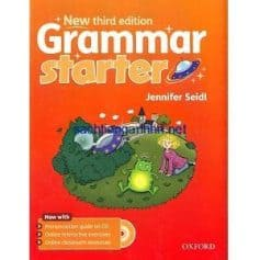 Grammar Starters Student Book New edition