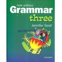 Grammar Three Student Book New edition
