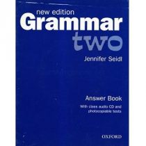 Grammar Two Answer Book New edition