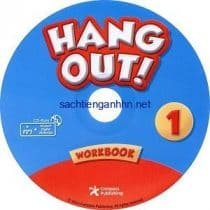 Hang Out 1 Workbook CD-Rom Mp3 Audio CD