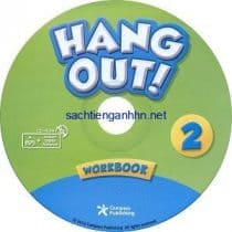 Hang Out 2 Workbook CD-Rom Mp3 Audio CD