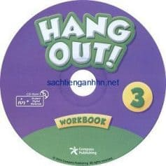 Hang Out 3 Workbook CD-Rom Mp3 Audio CD