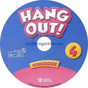 Hang Out 4 Workbook CD-Rom Mp3 Audio CD