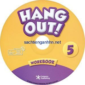 Hang Out 5 Workbook CD-Rom Mp3 Audio CD