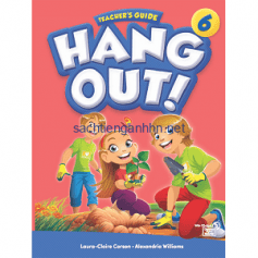 Hang Out 6 Student Book Answer Key and Workbook Answer Key