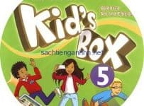 Kid's Box Updated 2nd Edition 5 Class Audio CD