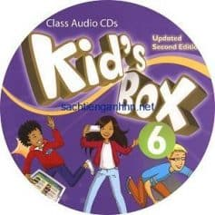 Kid's Box Updated 2nd Edition 6 Class Audio CD 3