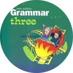 Grammar Three New Edition Class Audio CD