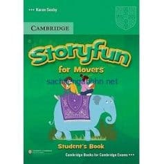 Cambridge Storyfun for Movers Student's Book