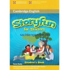 Cambridge Storyfun for Starters Student Book