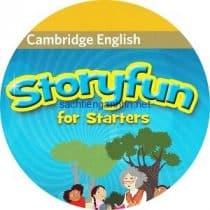 Cambridge Storyfun for Starters Student Book Audio CD