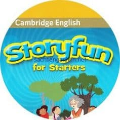 Cambridge Storyfun for Starters Student Book Audio CD