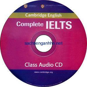 Complete IELTS Bands 6.5-7.5 Class Audio CD 2