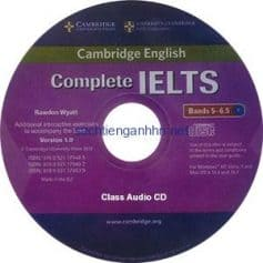 Complete IELTS Bands 5-6.5 Class Audio CD 2