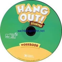 Hang Out Starter Workbook CD-Rom Mp3 Audio CD