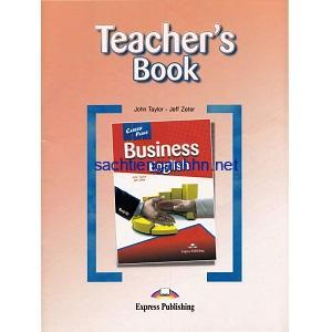 Business English Career Paths Teacher's Book