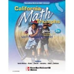 California Math Triumphs Fractions and Decimals Volume 2A