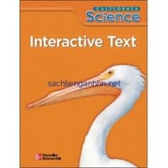 California Science 4 Interactive Text