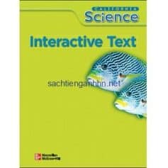 California Science 5 Interactive Text
