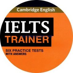 Cambridge English IELTS Trainer Audio CD 1