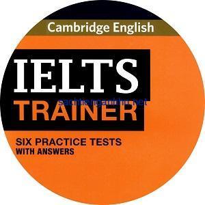 Cambridge English IELTS Trainer Audio CD