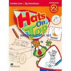 Hats on Top 2 Activity Book