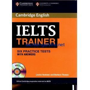 Cambridge English IELTS Trainer