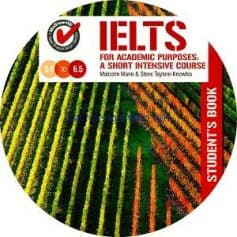 IELTS for Academic Purposes A Short Intensive Course Placement Test CD2
