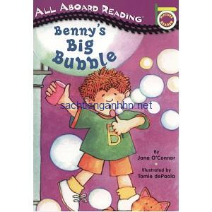 Benny's Big Bubble - All Aboard Reading