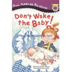 Don't Wake the Baby - All Aboard Reading