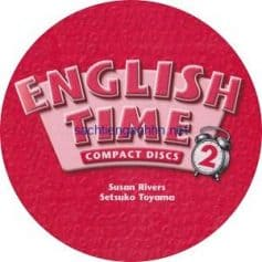 English Time 2 Story Book Audio CD