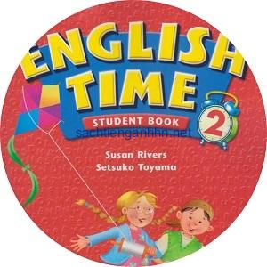 English Time 2 Student Book Audio CD