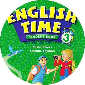 English Time 3 Class Audio CD