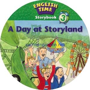 English Time 3 Story Book Audio CD