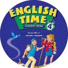 English Time 4 Class Audio CD