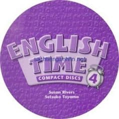 English Time 4 Story Book Audio CD