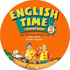 English Time 5 Class Audio CD