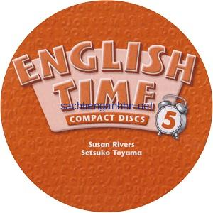 English Time 5 Story Book Audio CD