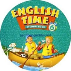 English Time 6 Class Audio CD 2