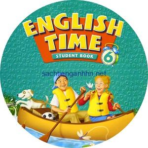 English Time 6 Class Audio CD
