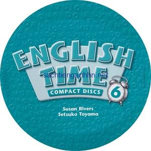 English Time 6 Story Book Audio CD