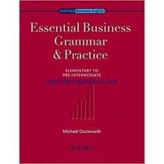 Essential Business Grammar and Practice Elementary to Pre-Intermediate