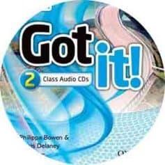 Got It! 2 Class Audio CD 2nd Edition