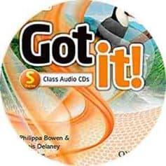 Got It! Starter Class Audio CD 2nd Edition