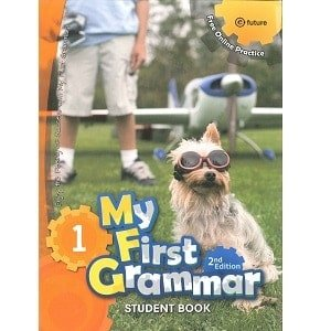 My First Grammar 1 Student Book 2nd Edition