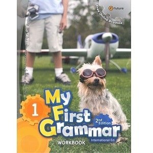 My First Grammar 1 Workbook 2nd Edition