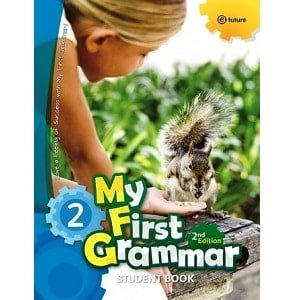 My First Grammar 2 Student Book 2nd Edition